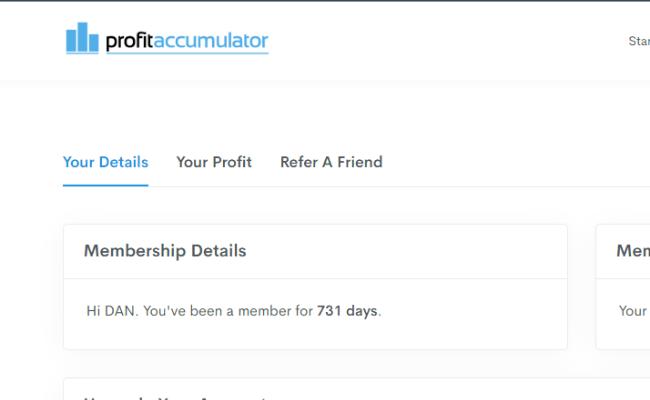profit accumulator membership